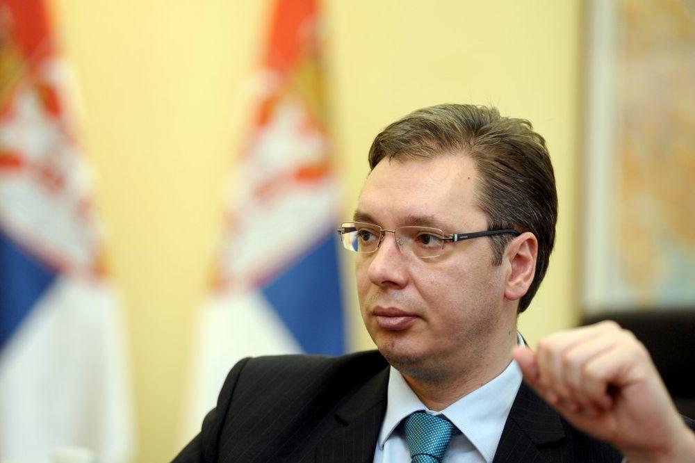 Vučić: Protiv Đinđića bila sila, protiv Vučića sila mila