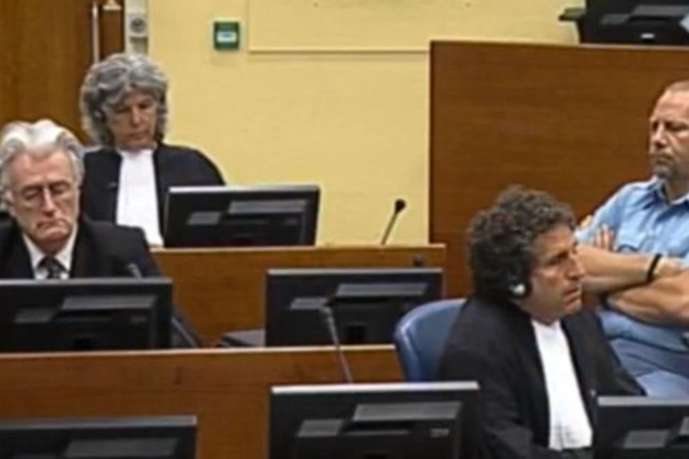 HAG: Završne reči na suđenju Karadžiću 29. septembra!