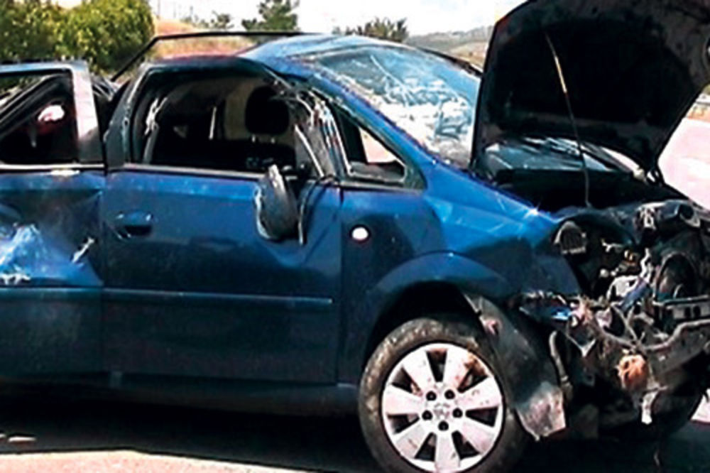 Vozač izgubio kontrolu... Automobil porodice Šušnjević