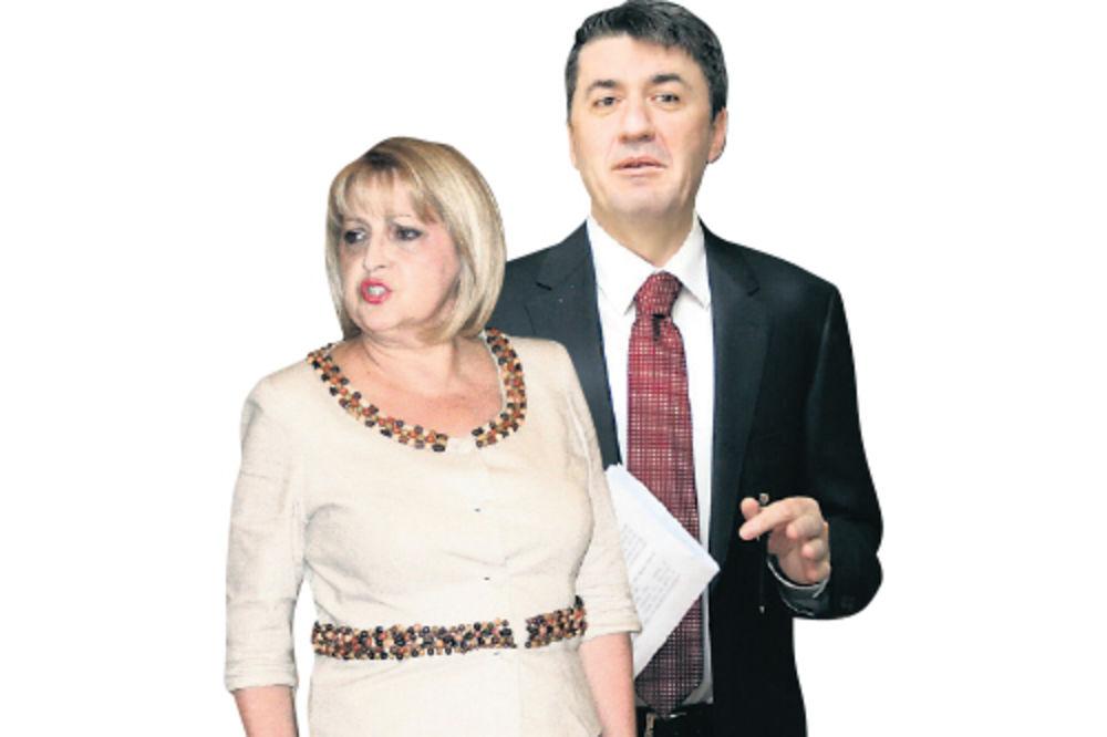 """SOCIJALISTI NAJURILI SLAVICU: Đukićka i Obradović izašli, odbornici skandirali """"Ivice, Ivice""""!"""