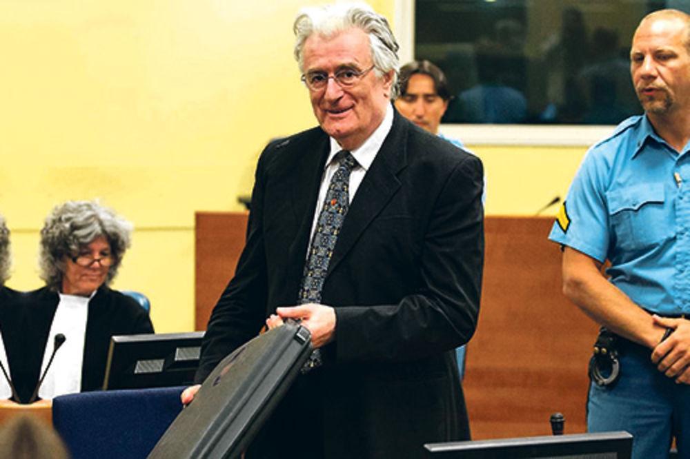 HAŠKI TRIBUNAL: Radovan Karadžić traži novo suđenje!