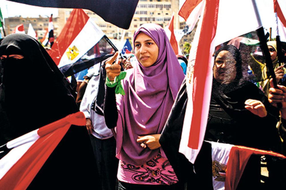 Egipćanke, seks-džihad