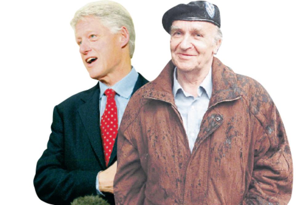 Dogovor... Klinton i Izetbegović dogovarali se o masakru, tvdi Plavšićeva