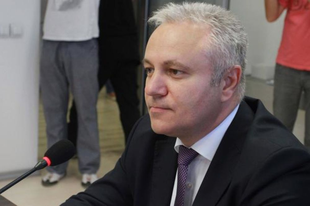 DINKIĆ U FRCI: Sprema odbranu u Crnoj Gori