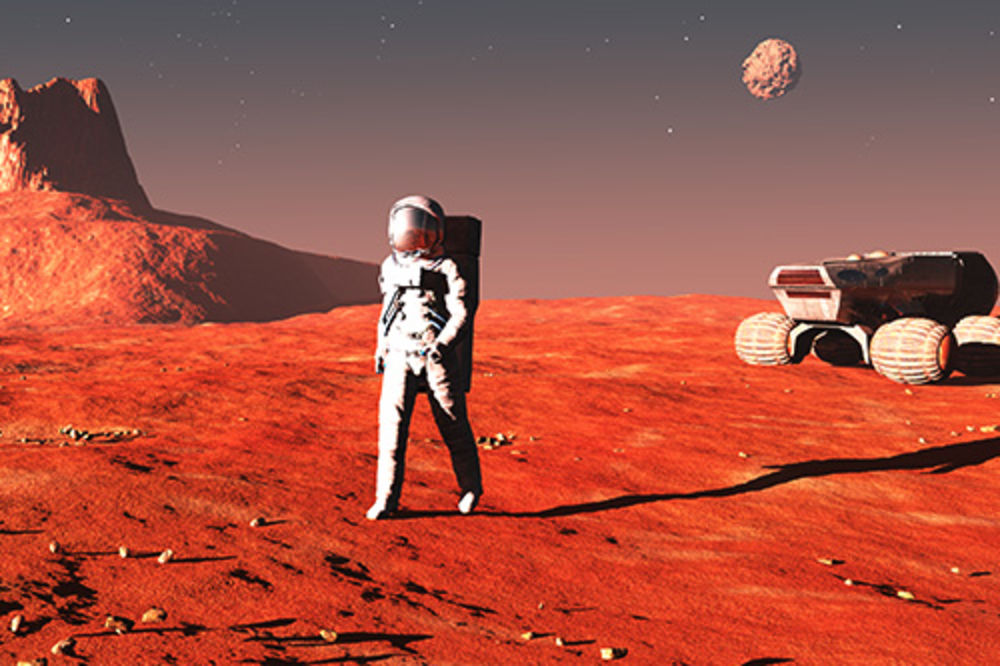 NAUČNICA NASA U ČUDU: Videla sam ljude na Marsu!