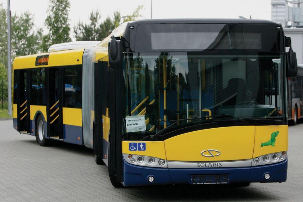 BEOGRAD: Linija 605 menja trasu zbog radova!