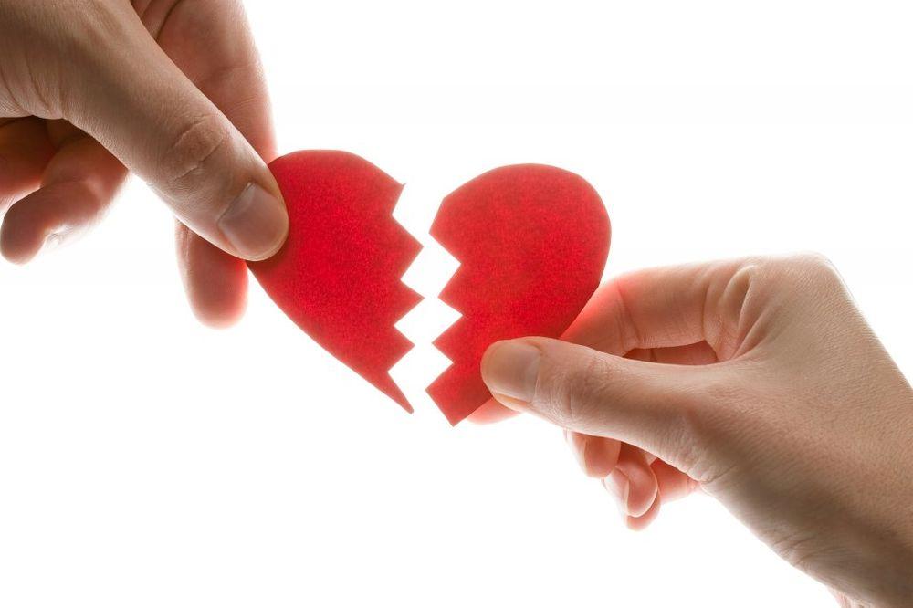 Kako da prebolite raskid veze?