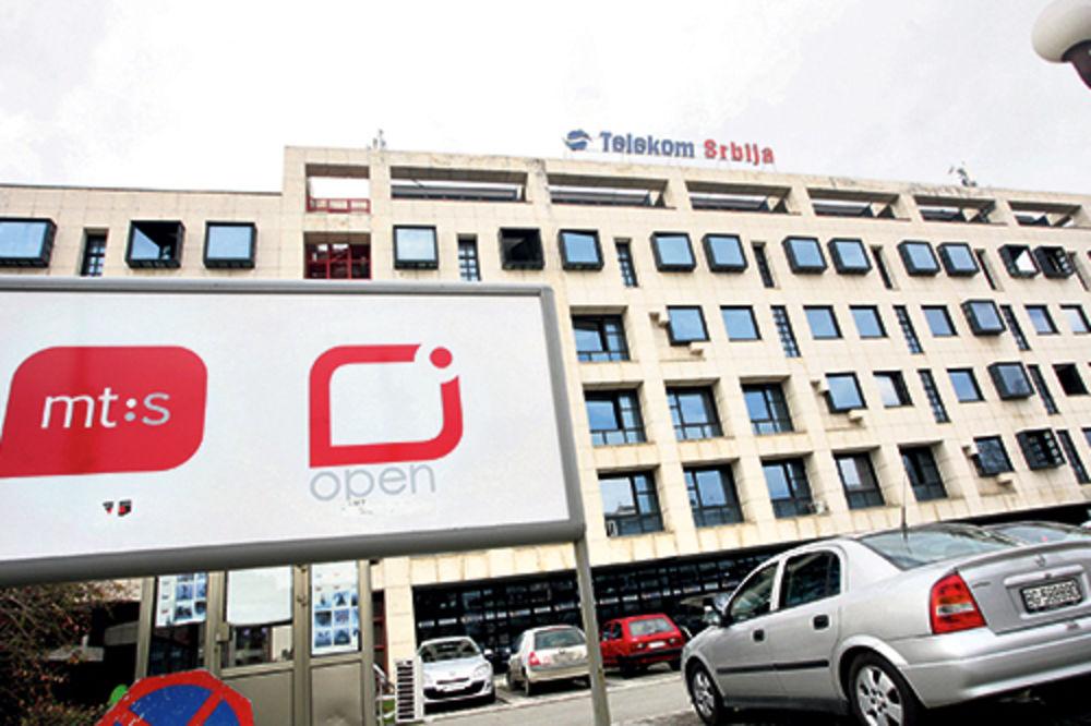 TELEKOM SRBIJA: Danas ističe rok za izbor privatizacionog savetnika