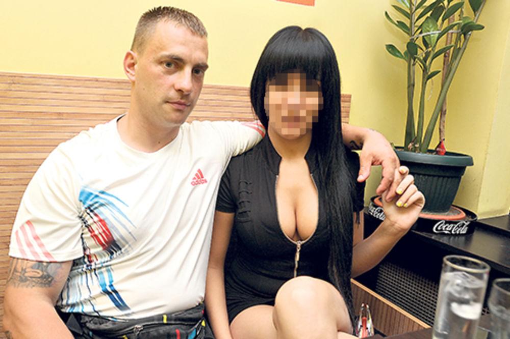 Čabarkapa, ljubina ćerka Aleksandra, trudna, foto zorana jevtić