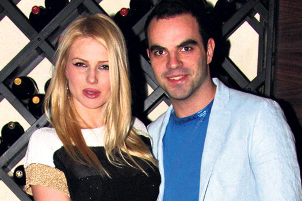 Martina Rajić i Vlada Matović
