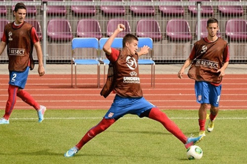 Omladinci Srbije, Foto: UEFA