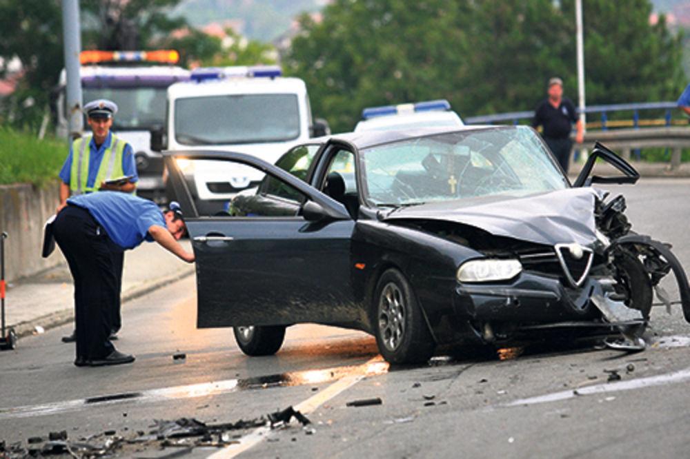 saobraćajne nesreće, udesi