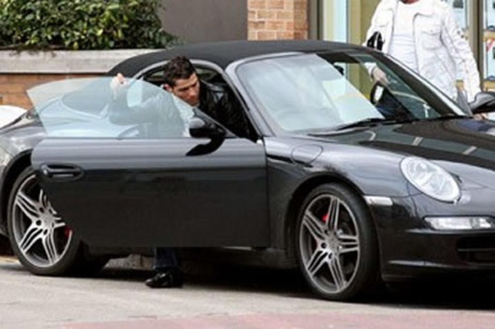 IMA SE MOŽE SE: Ronaldo kupio auto od 1,7 miliona dolara! - Kurir