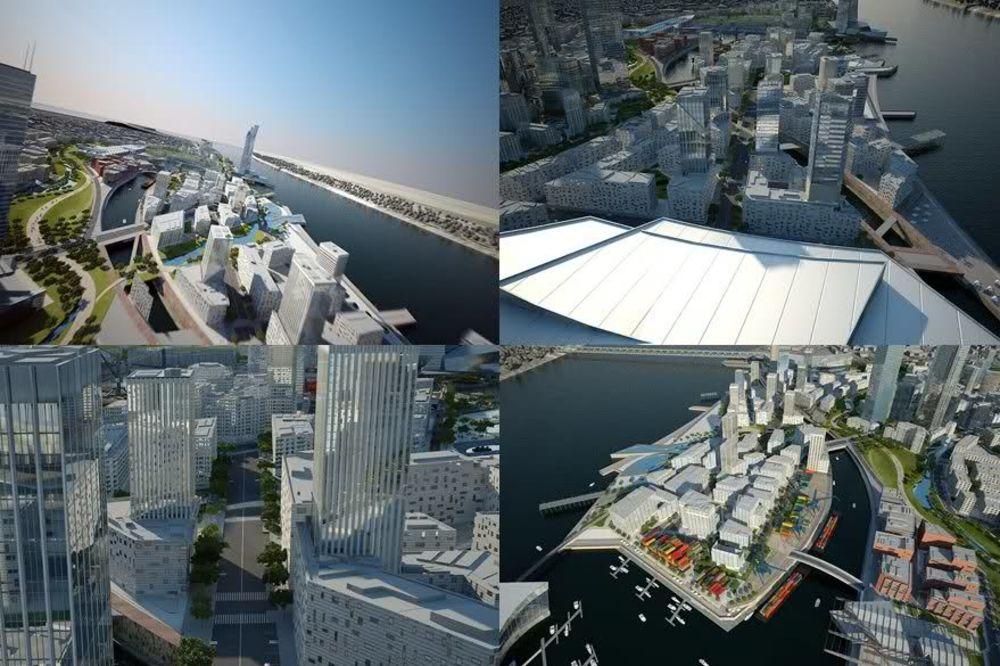 PROJEKAT: Beograd na vodi, san koji će postati realnost?!