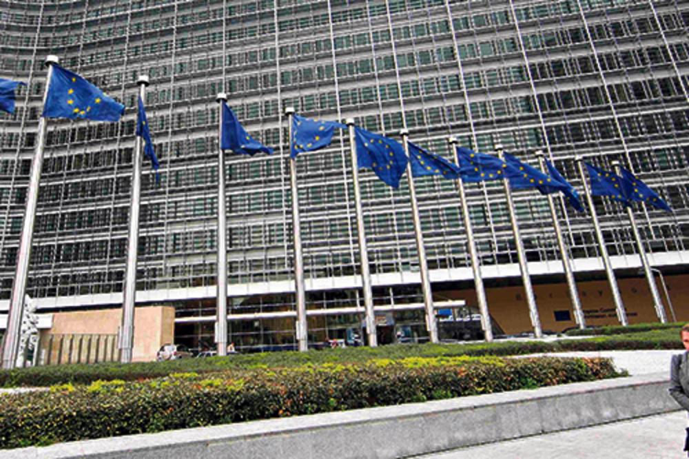 MERE PREDOSTROŽNOSTI: Pojačano obezbeđenje institucija EU u Briselu