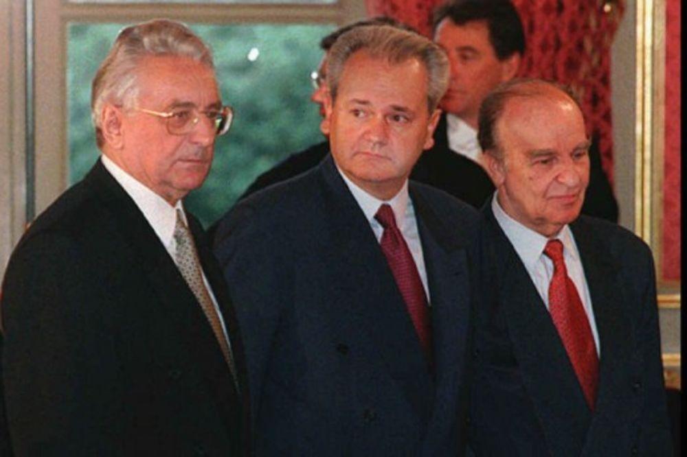 Tuđman, Milošević, Izetbegović: Krvav trag