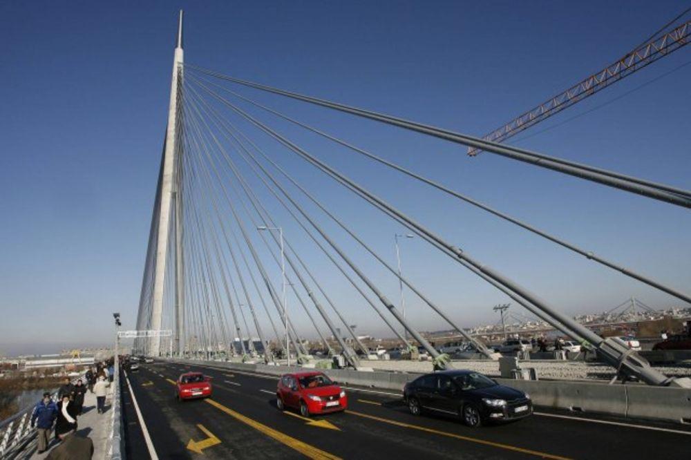FALI JOŠ SEDAM METARA: Posle dve godine Most na Adi bez vrha!