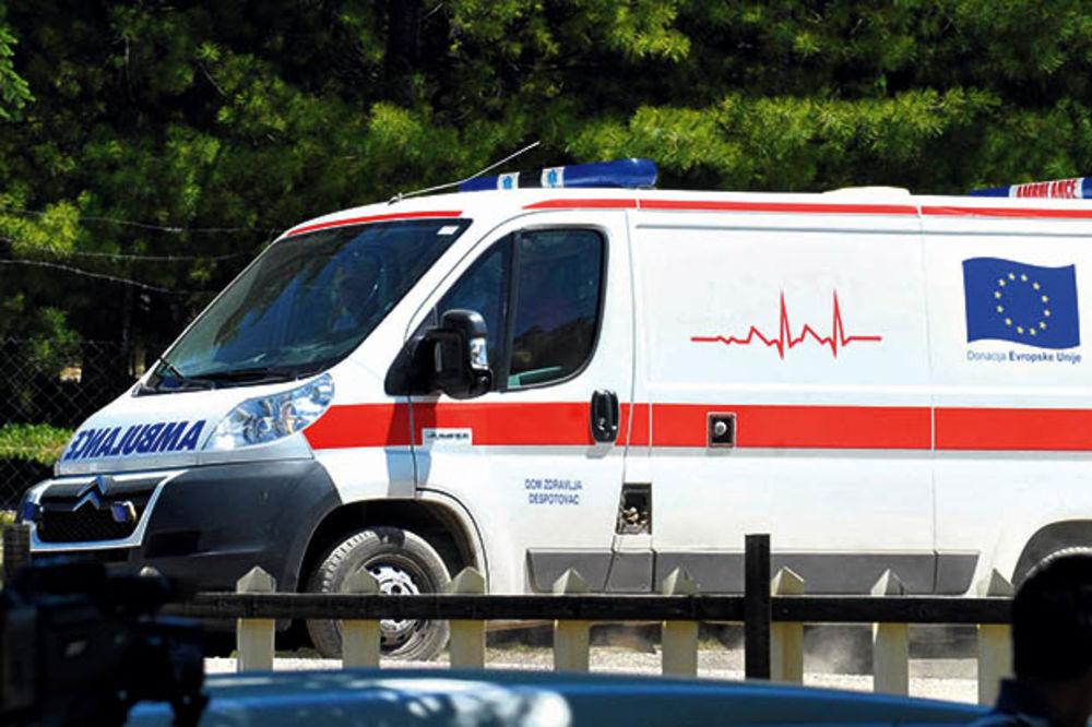 GOL PAO NA DEČAKA: Teško povređen jedanaestogodišnjak u Barajevu!