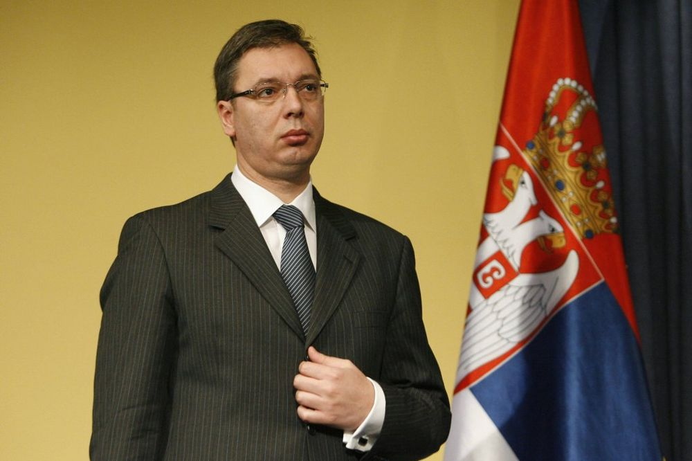 SRBIJA MORA DA SE POŠTUJE: Vučić uputio protestnu notu Haškom tribunalu!