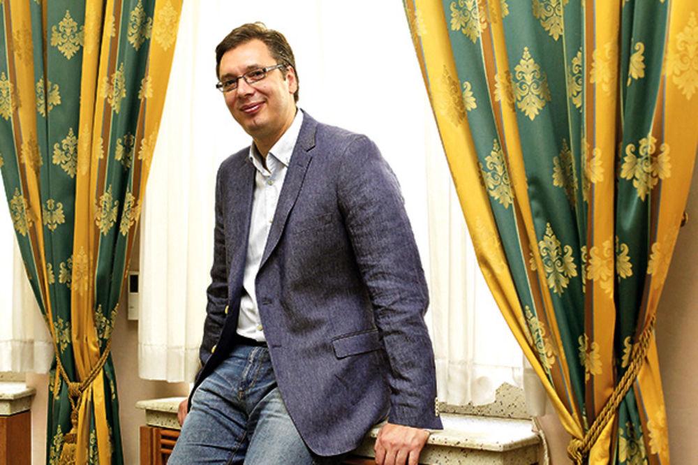 Aleksandar Vučić,