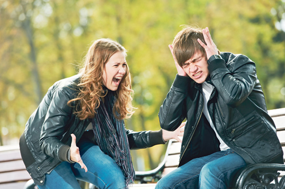 EVO ŠTA PARTNERI NE ŽELE DA ČUJU: Žene vređa luda si, a muškarce glup si!