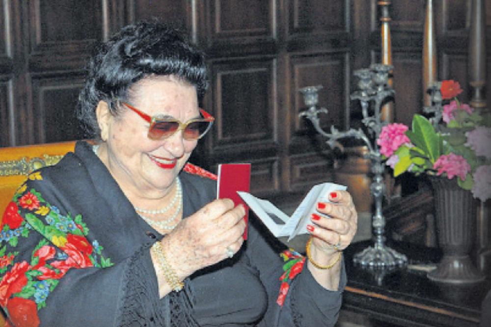 Jovanka Broz, tanjug