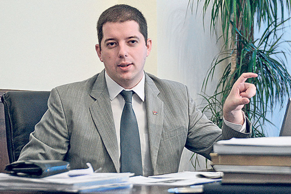 DANAS NASTAVAK DIJALOGA: Marko Đurić predvodi delegaciju u Briselu