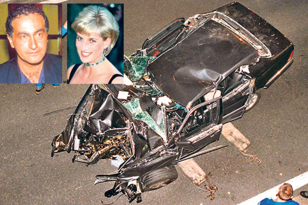 Sumnjiva tragedija... Dvoje ljubavnika poginulo u Parizu 31. avgusta 1997. - Zajedno u smrt... Ledi Di i Dodi el Fajed