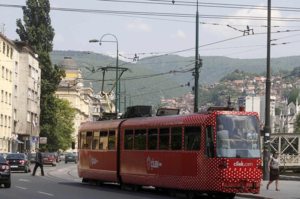 ODLUKA KANTONALNOG MUP-A: U Sarajevu zabranjeno odavanje pošte žrtvama Oluje