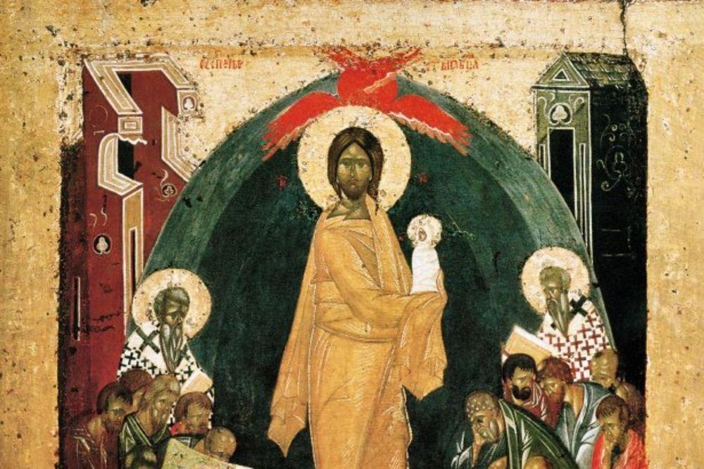 VELIKA GOSPOJINA: SPC i vernici sutra slave Uspenje Presvete Bogorodice