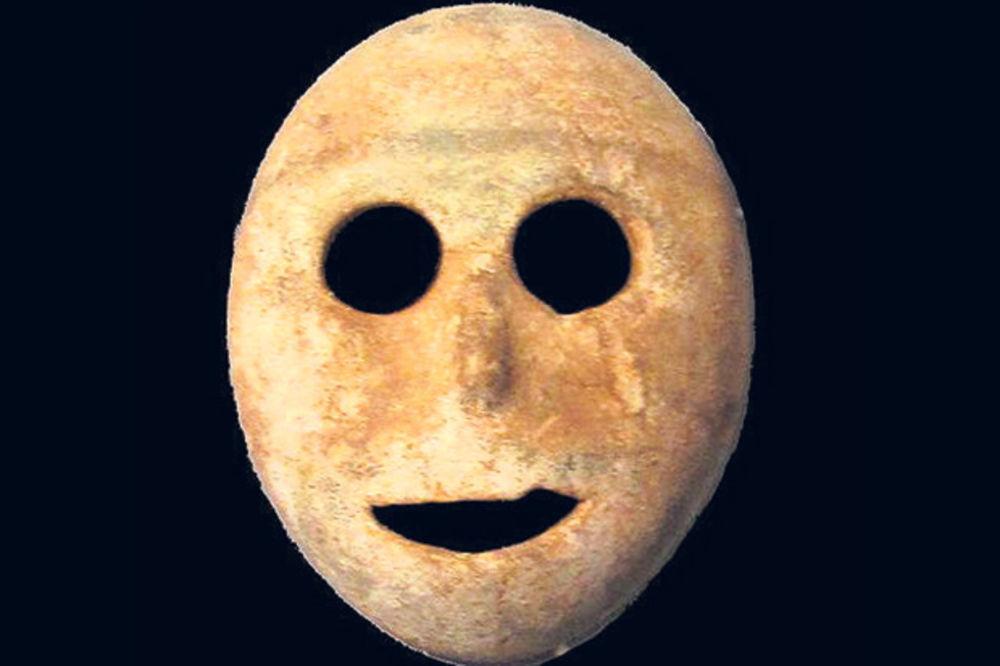 Najstarija maska