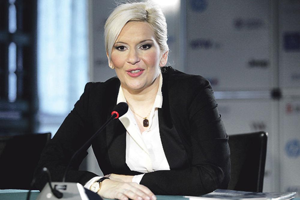 Zorana Mihajlović proslavila Aranđelovdan u Hajatu bez funkcionera SNS!