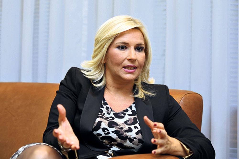 Zorana Mihajlović: Ne dam da me razvrstavaju, hoću da razgovaram o istopolnim brakovima