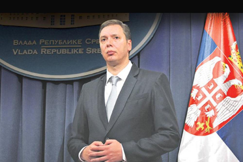 VUČIĆ ZA CNN: Srbija će biti moderna država!