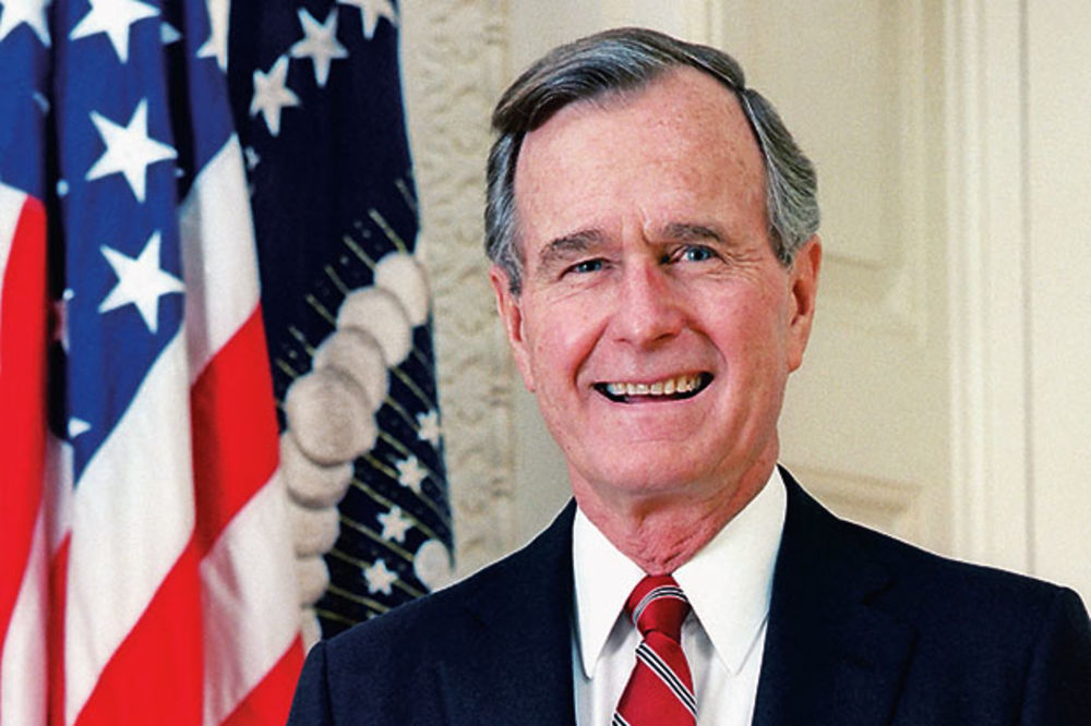 Džordž Buš,
