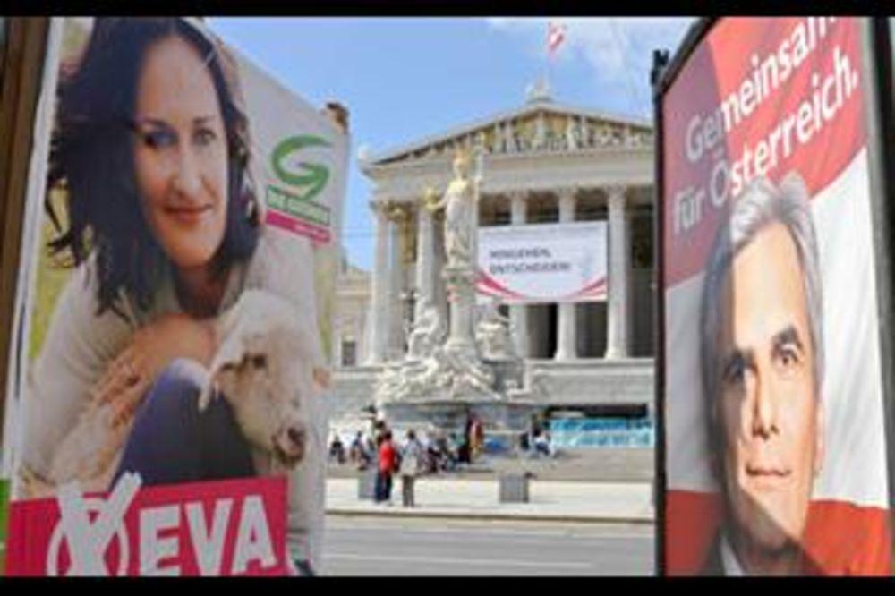 RASIPNICI: Tri austrijske partije nemilice trošile na izbornu kampanju!