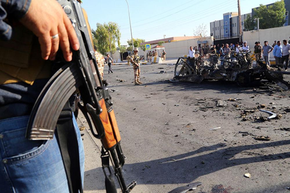 IRAK: Faludža u rukama Al Kaide, 65 poginulih!