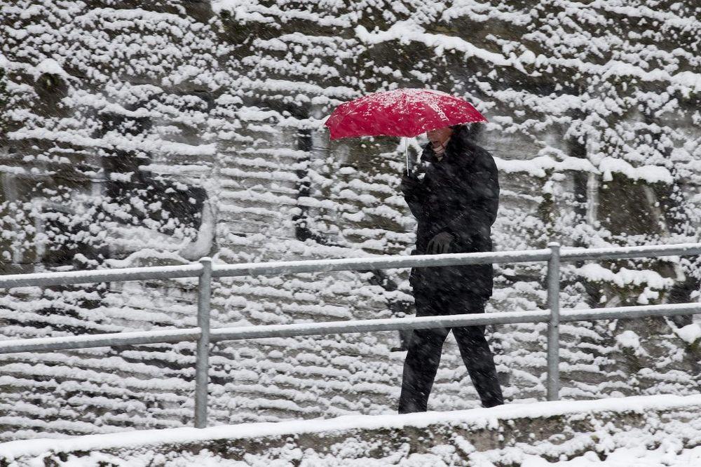 ODE LETO: Od srede pljuskovi i prvi sneg!