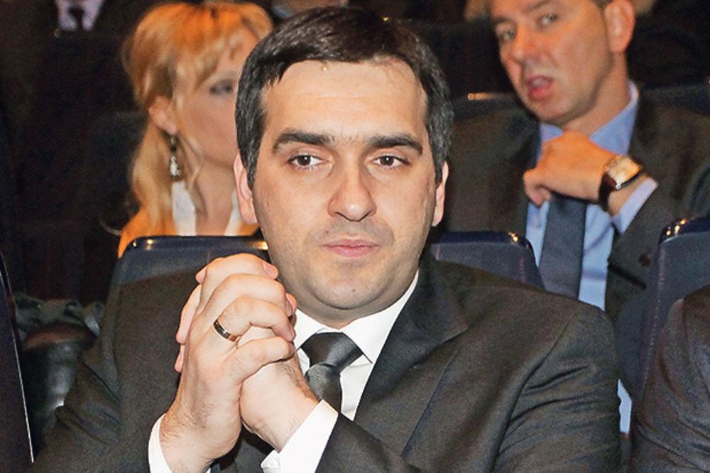 Radomir Nikolić novi gradonačelnik Kragujevca