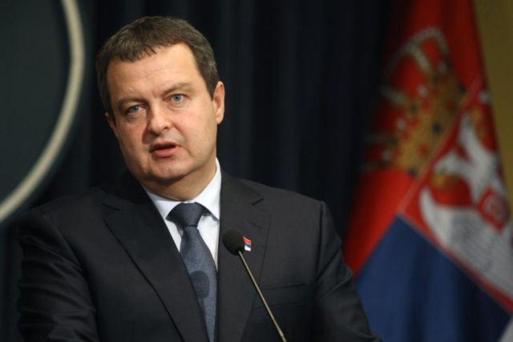Dačić: Nastavak prijateljskih odnosa Srbije i Rusije