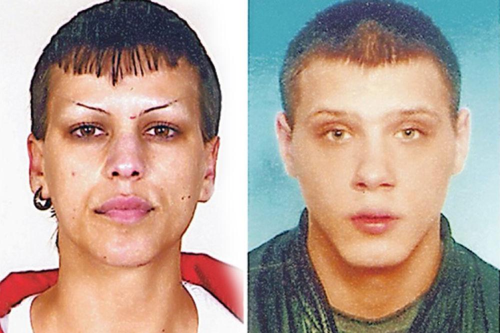 Foto: Partneri u zločinu, Olivera i Slobodan Jordanov