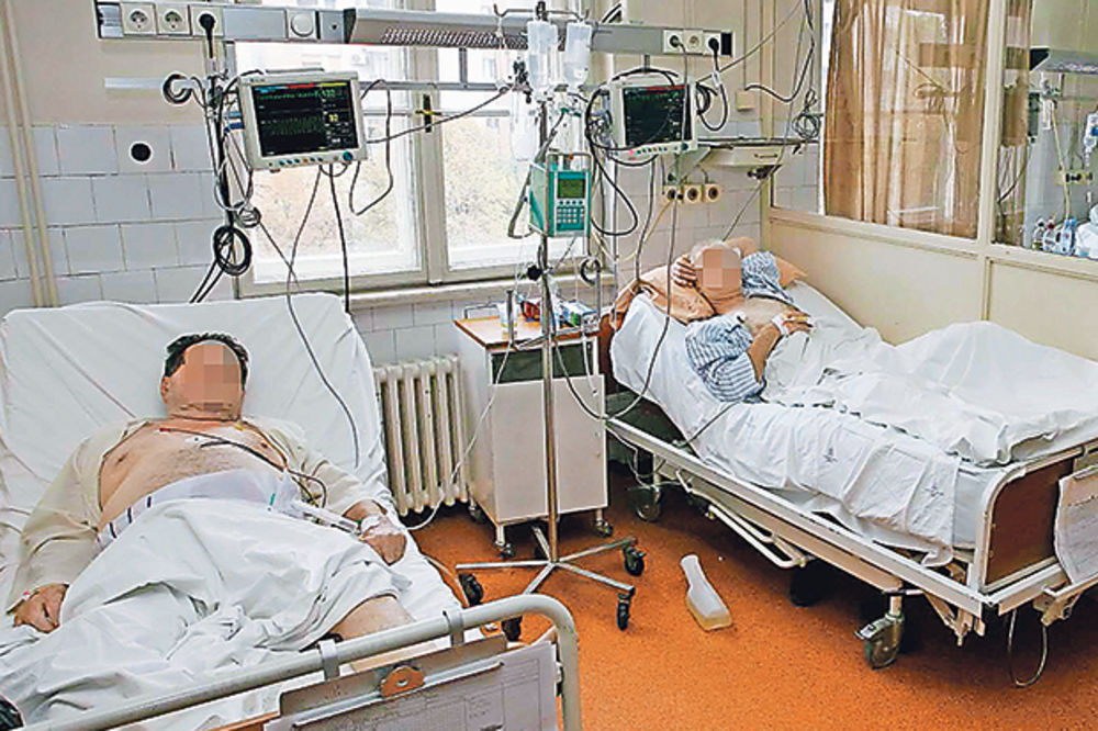 INCIDENT NA INTENZIVNOJ NEZI: Pacijent napao lekare, izazvao požar i pobegao!