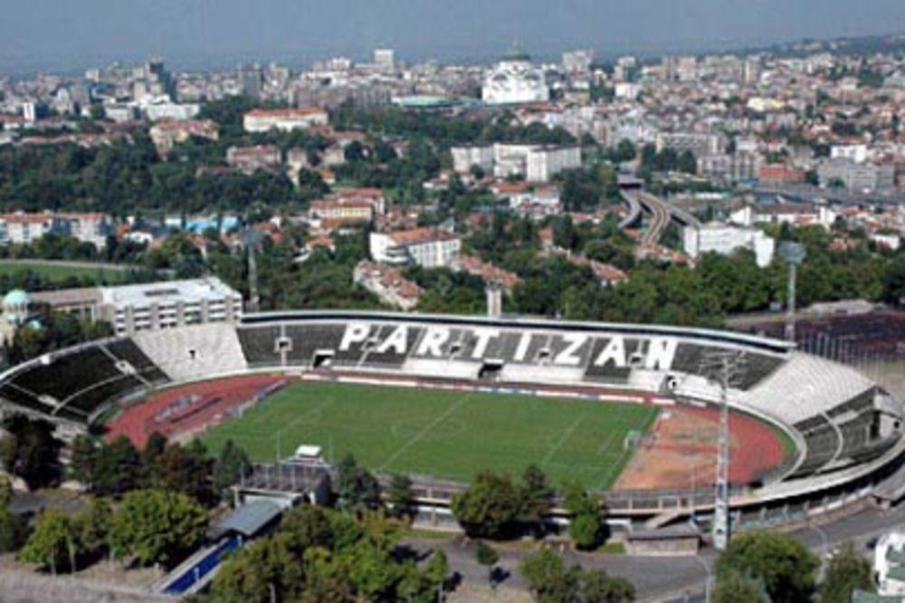 STIŽU PARE U HUMSKU: Stadion Partizana dobiće ime po novom sponzoru