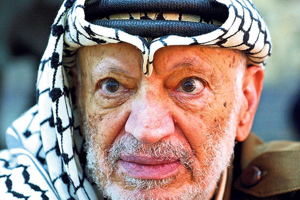 ZAKLJUČILI POSLE 11 GODINA: Arafat nije otrovan!