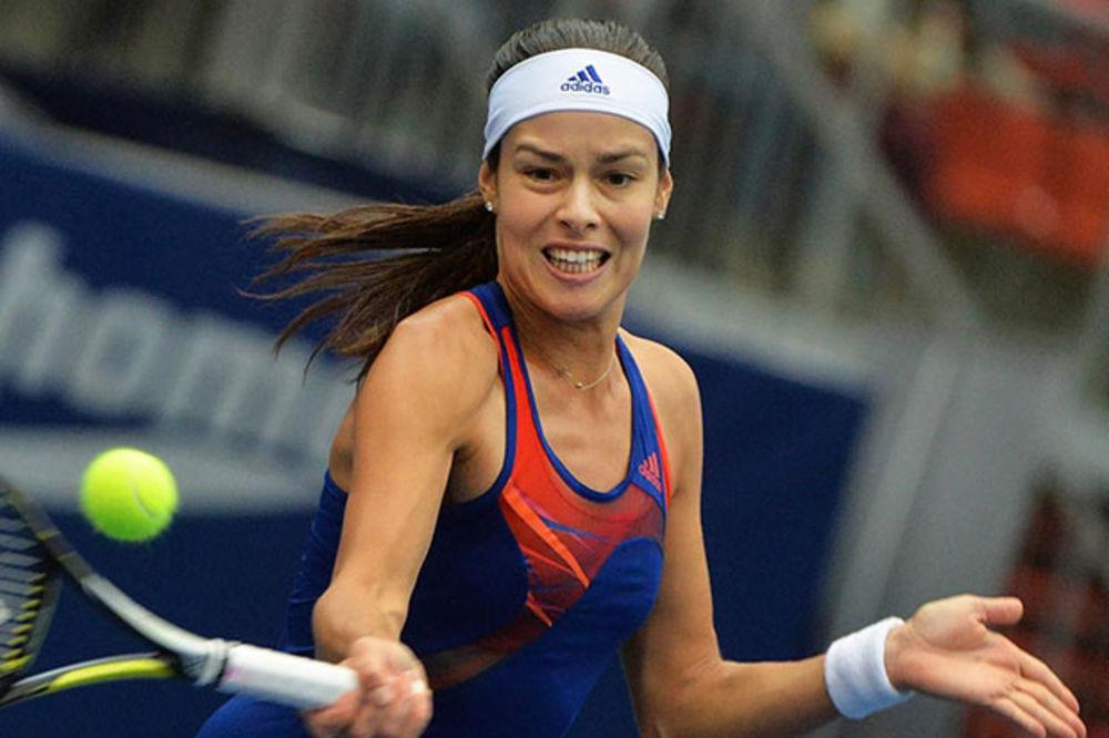 SLEDEĆA JE ŠARAPOVA: Ana Ivanović u polufinalu Sinsinatija