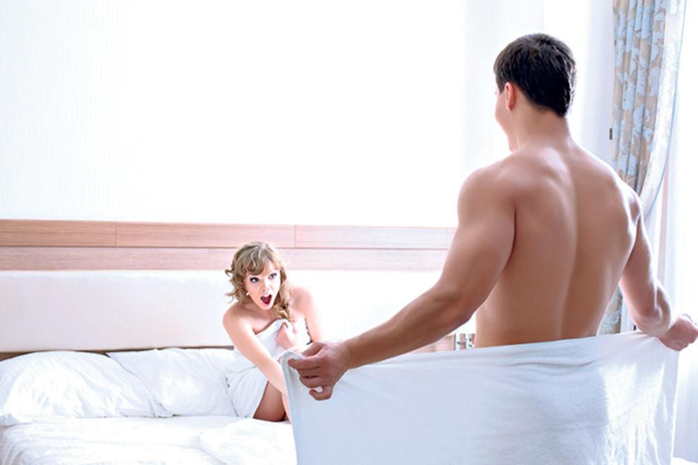 VEŽBE ZA PENIS: Evo šta treba da radite ako želite da vam seks traje duže!