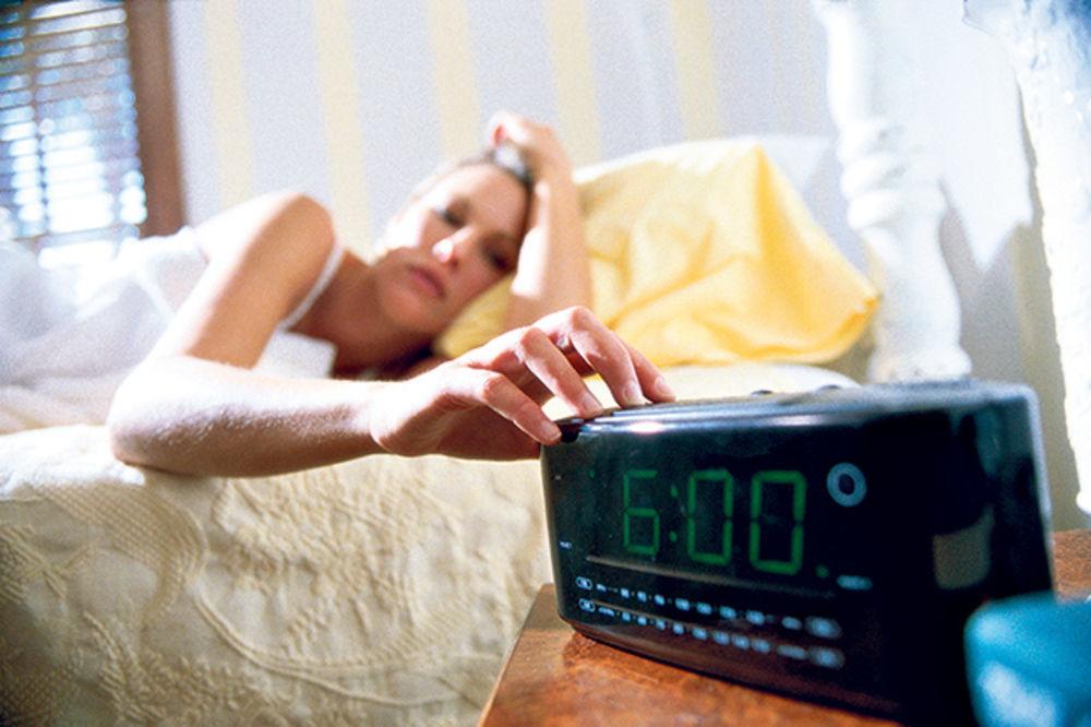 Šta se događa u vašem telu kada odložite alarm