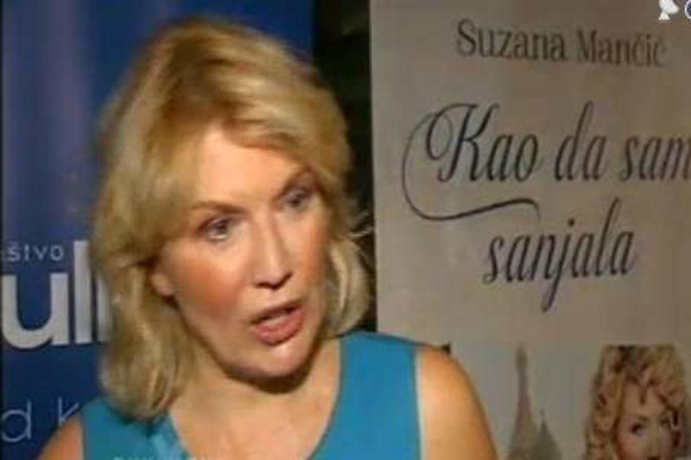 OTIŠLA ZA GRČKU: Suzana Mančić ne vodi više Stotku!