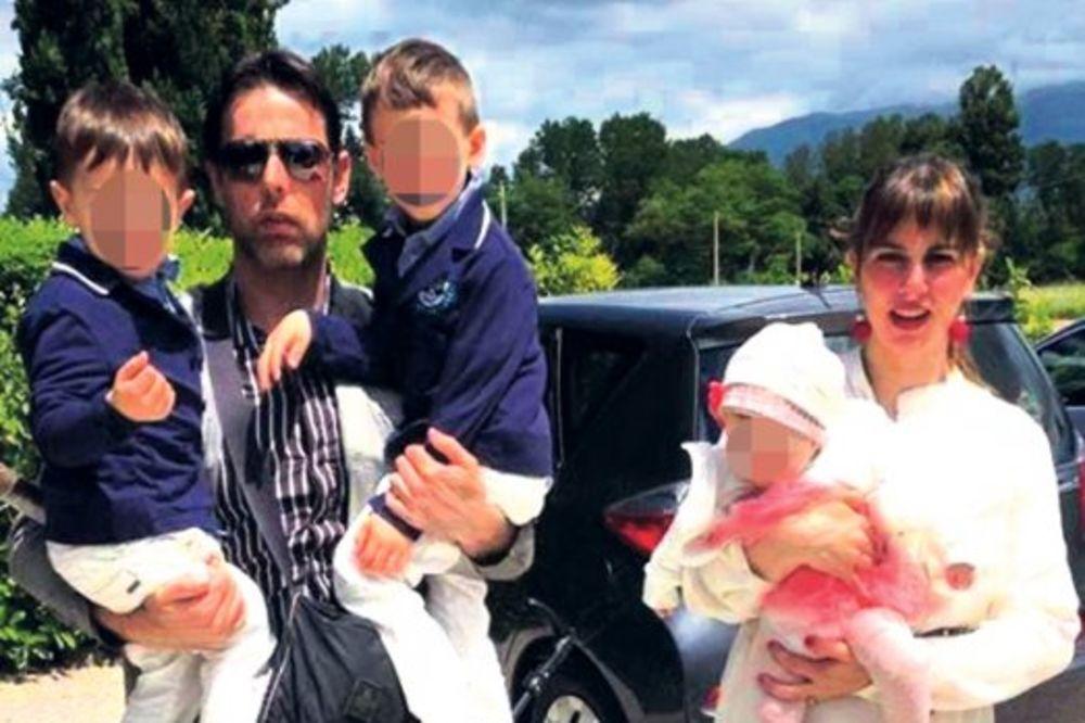 Goran Vujević, Stefan Vujević, porodica
