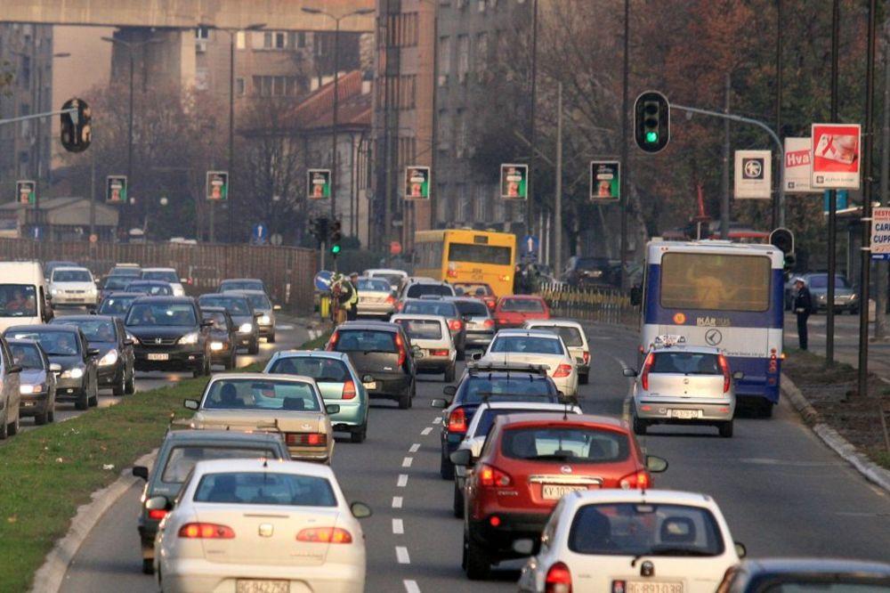 JUTARNJI ŠPIC: Saobraćaj pojačan ka prilazima Beogradu